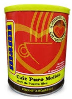 Cafe Mami, Mami Coffee from Puerto Rico