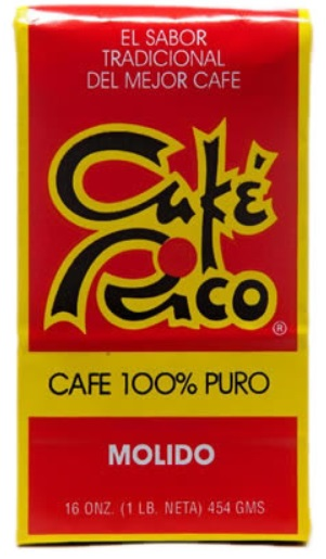 Cafe Rico, Rico Coffee from Puerto Rico