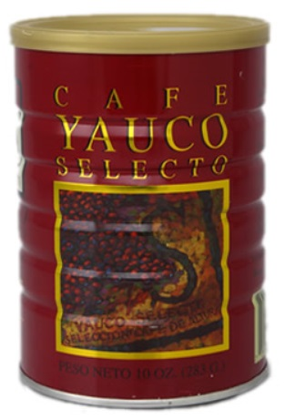 Cafe Yauco Selecto, Yauco Selecto Coffee from Puerto Rico