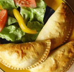 Empanadillas<br>Beef Turnovers