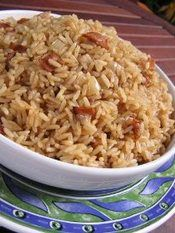 Arroz con Cebolla<br>Rice with Onions 1