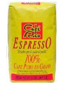 Cafe Rico from Puerto Rico, Puertorican Whole Grains Coffee Puerto Rico