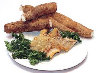 Recipe Sweet-and-Sour Cassava Puerto Rico