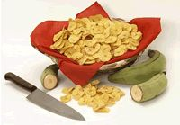 Recipe Plantain Chips Puerto Rico