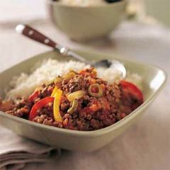 Picadillo<br>Ground Meat