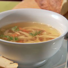 Chicken Broth Soup