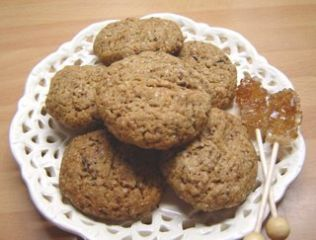 Cookies<br>Coffee Macadamia