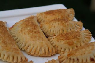 Empanadillas<br>Guava Turnovers