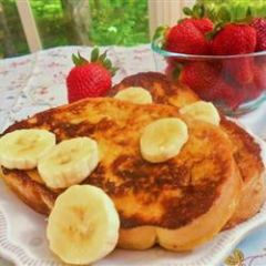 Pina Colada<br>French Toast