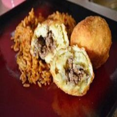 Rellenos de Papa<br>Stuffed Potato