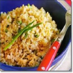 Arroz con Cebolla<br>Rice with Onions 2