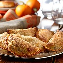 Empanadillas<br>Pumpkin Turnovers