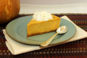 Cheesecake<br>Pumpkin 1