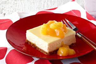 Cheesecake<br>Mango Pineapple