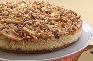 Cheesecake<br>Apple Pecan