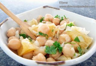 Chick Peas<br>Salad