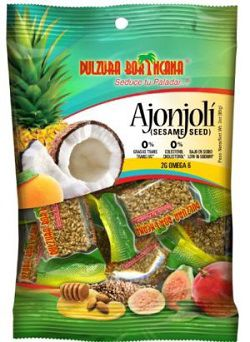 Ajonjoli Sweet from Puerto Rico, Tipical Sweets from Puerto Rico Puerto Rico
