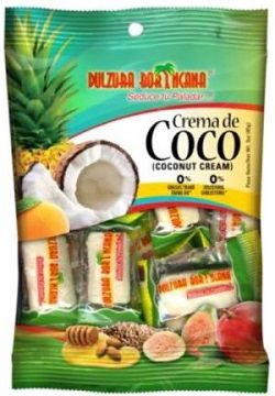 Coconut Cream Candy Sweet from Puerto Rico, Tipical Sweets from Puerto Rico Puerto Rico