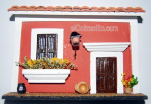 Puerto rican art cake ideas and designs for Puerto rico home decorations