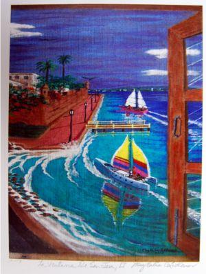 Puerto Rican Art, Arte de Puerto Rico Puerto Rico