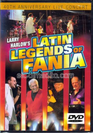 Larry Harlow's Latin Legends Of Fania