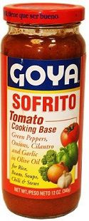 Sofrito Goya from Goya Foods, Seasonings and Spices at elColmadito.com Puerto Rico