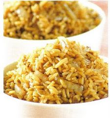 Recipe Arroz con Cebolla<br>Rice with Onions 3 Puerto Rico