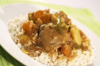 Recipe Chicken Stew Puerto Rico