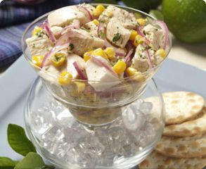 Recipe Chicken Ceviche   Puerto Rico