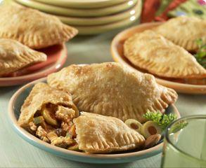 Receta Chicken Empanadas Puerto Rico