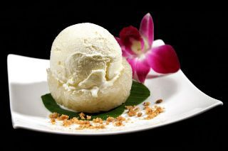Coconut Spice<br>Ice Cream