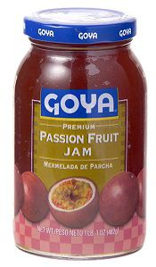 Passion Fruit Jam from Goya<br> Mermelada Goya de Parcha 17onz