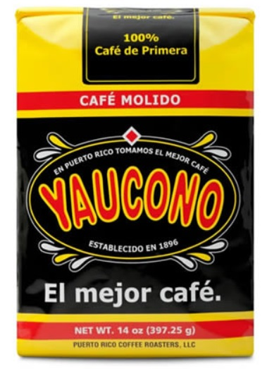 Cafe Yaucono, Yaucono Coffee from Puerto Rico