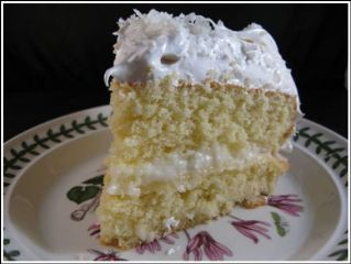 Lime In The Coconut Cake Recipe