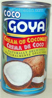 Goya Crema De Coco