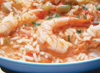 Recipe Asopaobrde Camarones Puerto Rico